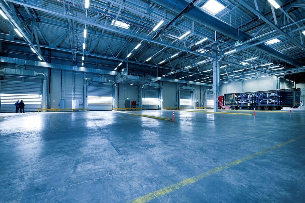 倉庫のバイト体験談