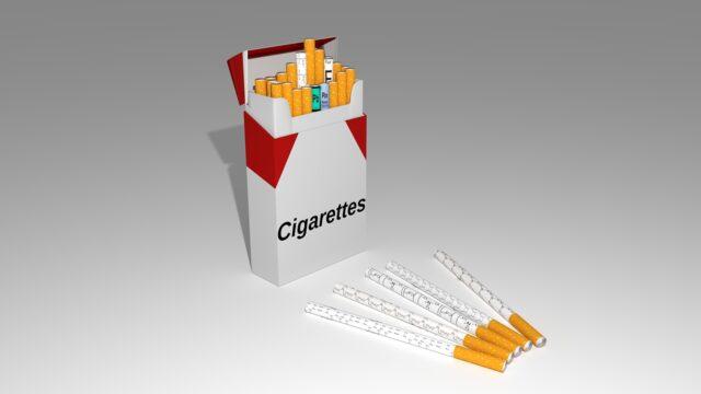 タバコを吸うメリット