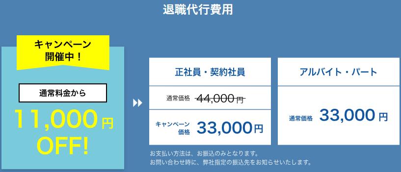 退職代行【Re:Start】リスタートの料金