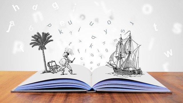 本から飛び出したアイデア